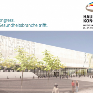 Hauptstadtkongress 2014 City Cube